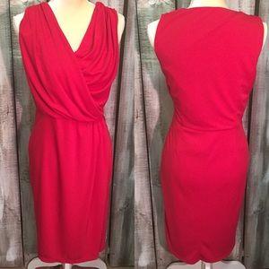 Jones New York Red Dress NWT Size 4